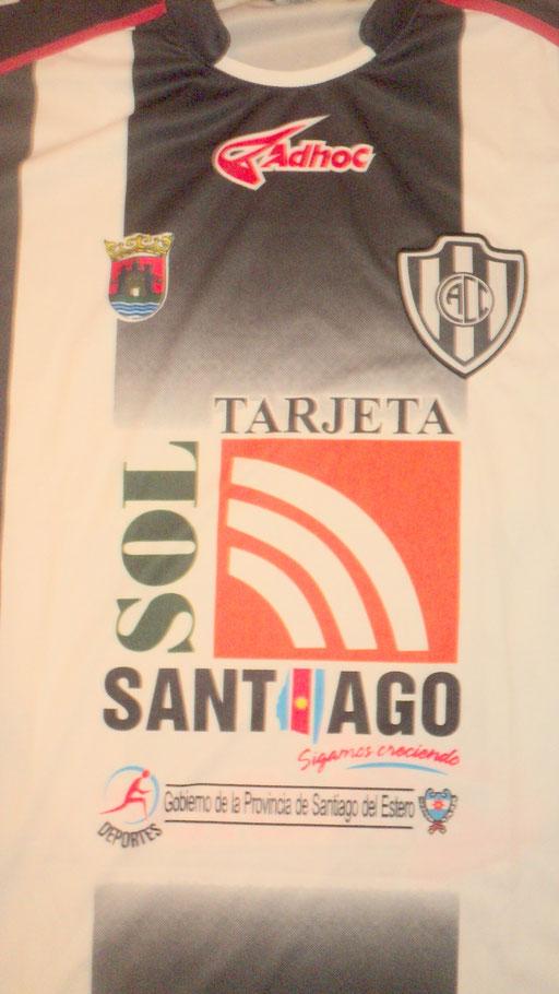 Atlético Central Cordoba - Santiago del Estero - Santiago del Estero.