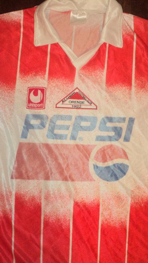 Alumni Foot Ball Club - Orense - Bs.As