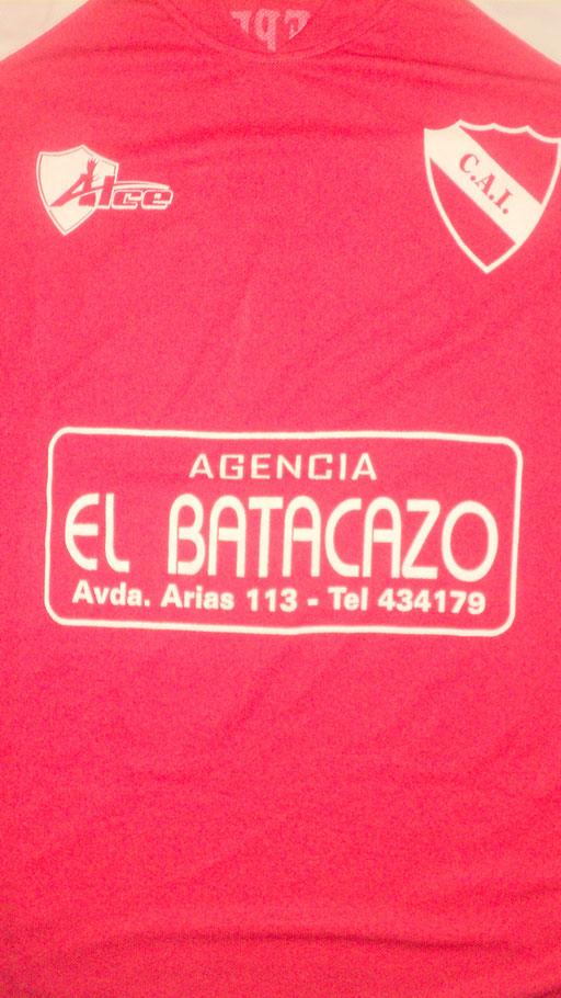Atlético Independiente - Junin - Buenos Aires.
