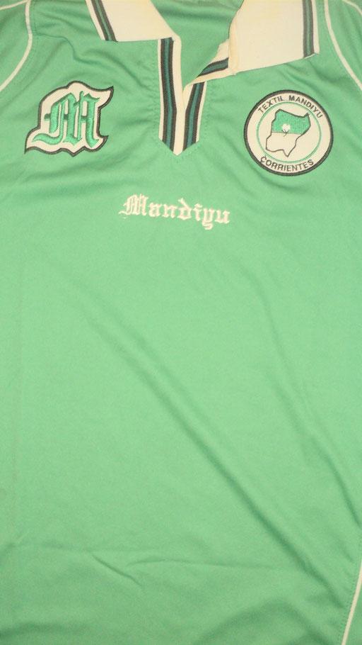 Social y Deportivo Textil Mandiyu - Corrientes - Corrientes.