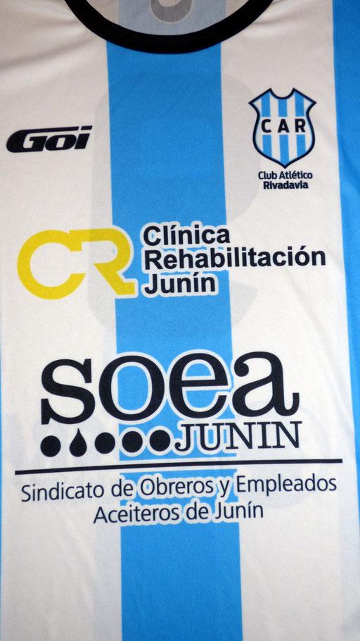 Club Atlético Rivadavia - Junin - Buenos Aires.