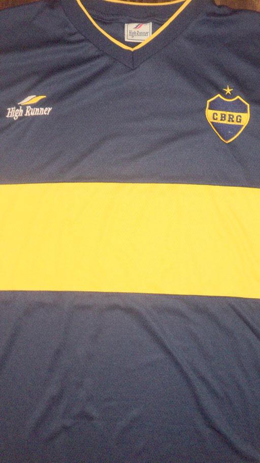 Club Boca Rio Gallegos - Rio Gallegos - Santa Cruz.