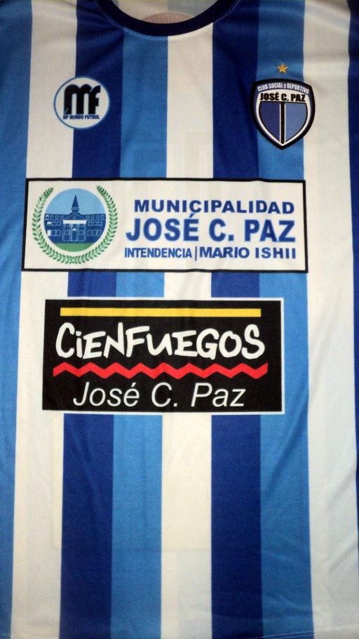 Social y deportivo Jose.C.Paz - Jose.C.Paz - Buenos Aires.