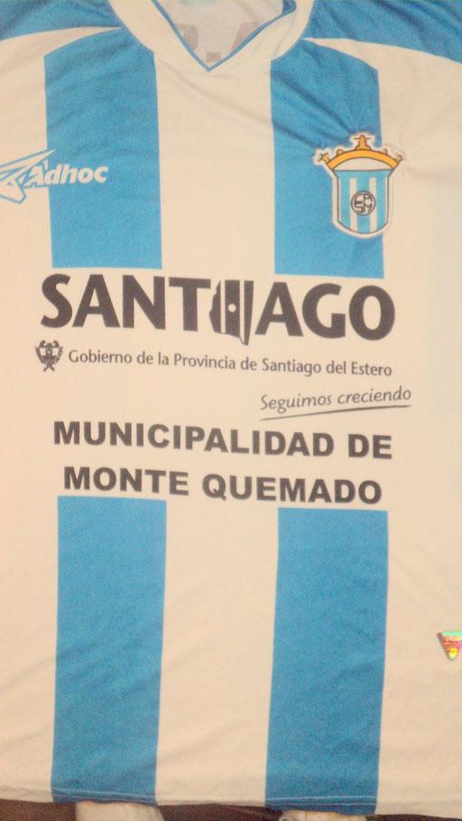 Atletico San Martin - Monte Quemado - Santiago del Estero