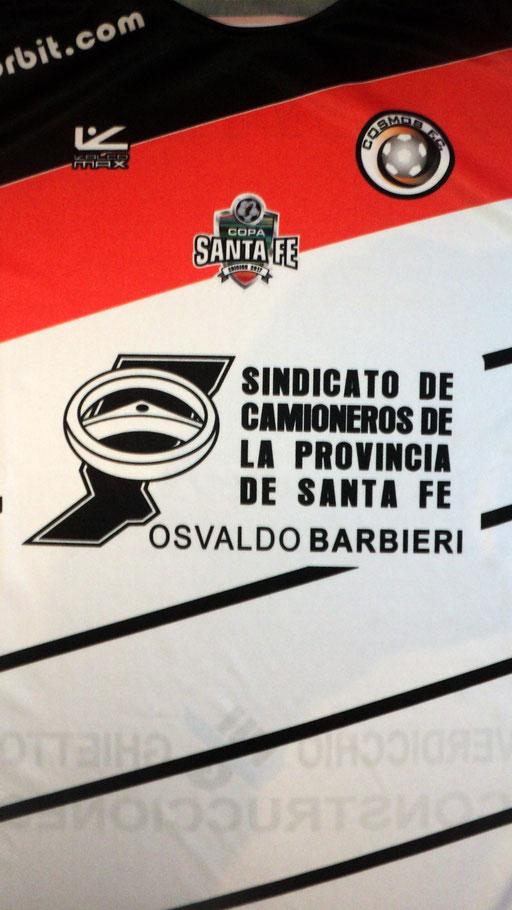 Cosmos Fútbol club - Santa Fe - Santa Fe.