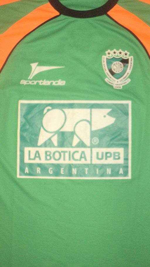 Social y Deportivo Ascencion - Ascencion - Buenos Aires.