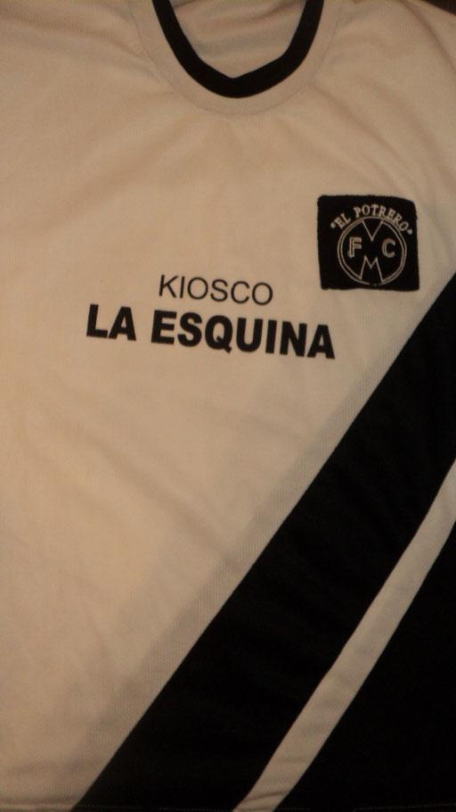 El Potrero fútbol club - Morse - Buenos Aires.