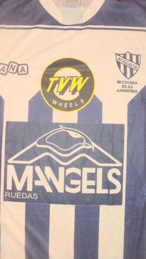 Atlético Rivadavia - Necochea - Buenos Aires.