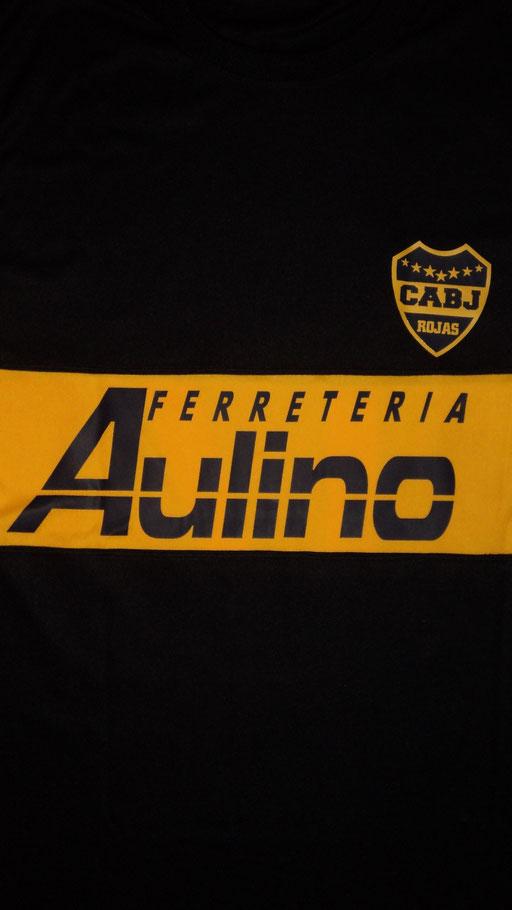 Atletico Boca Juniors - Rojas - Buenos Aires.