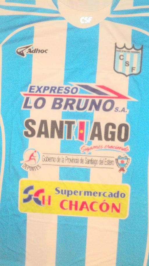 Sportivo Fernandez - Fernandez - Santiago del Estero