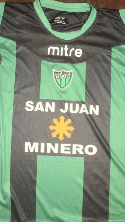 Atletico San Martin - San Juan