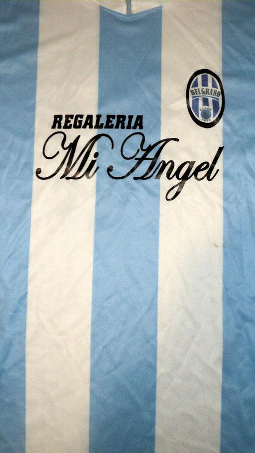 Atlético Defensores de Belgrano - Monte Caseros - Corrientes.