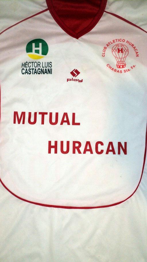 Atlético Huracán - Chabas - Santa Fe.