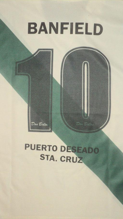 Atletico Banfield - Puerto Deceado - Santa Cruz
