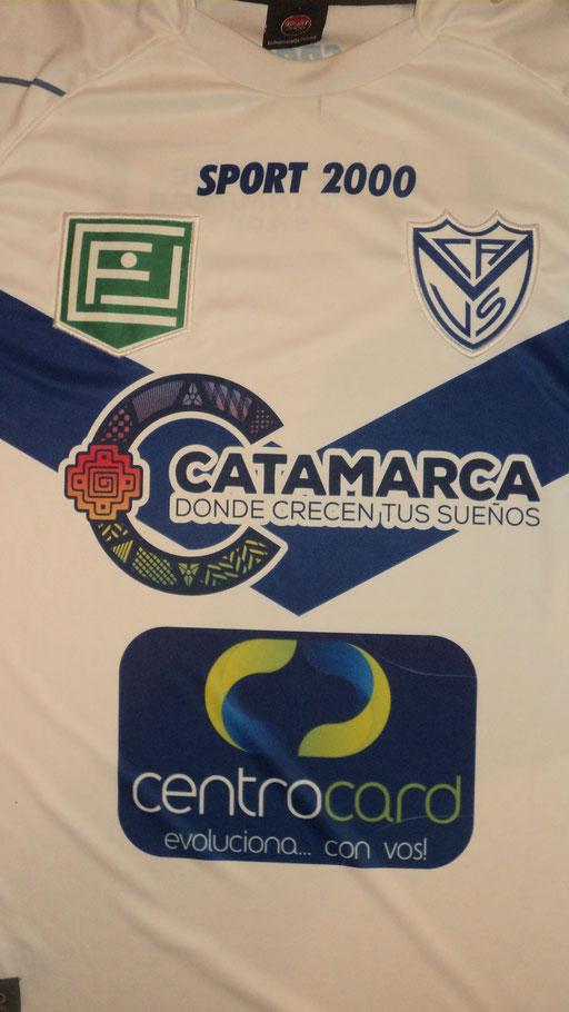 Atletico Velez Sarsfield - San Fernando del Valle de Catarca - Catamarca.