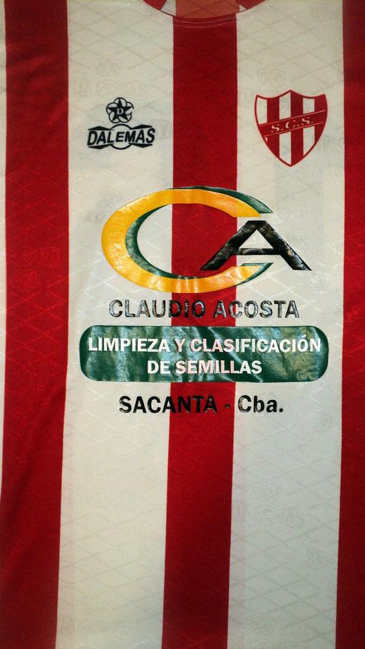 Sportivo Club Sacanta - Sacanta - Cordoba.