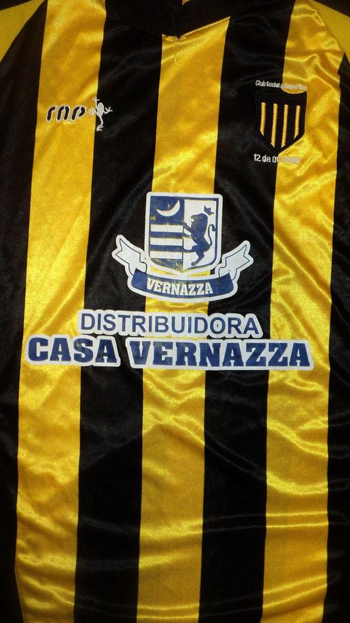 Social y deportivo 12 de Octubre. Ferre - Buenos Aires.