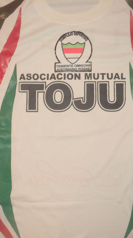 Complejo Deportivo Teniente Origone - Justiniano Posse - Cordoba.