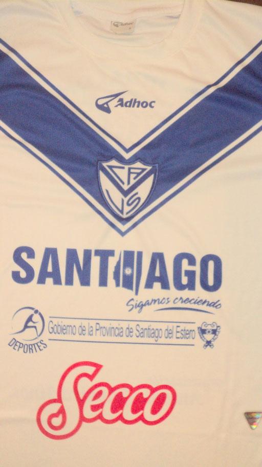 Atletico Velez Sarfield - San Ramon - Santiago del Estero