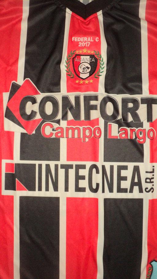 Social y Deportivo Alianza - Campo Largo - Chaco.