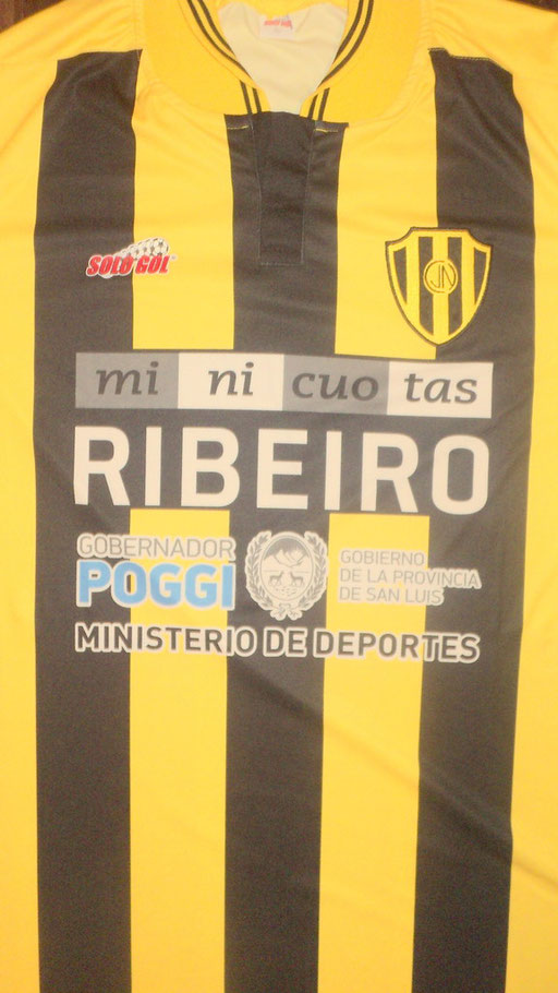 Jorge Newbery - Villa Mercedes - San Luis