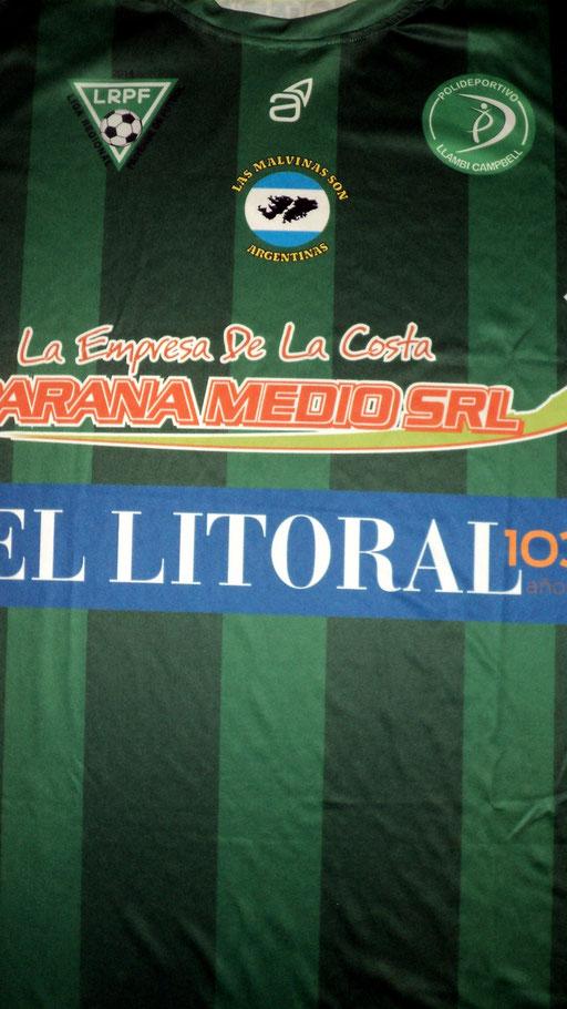 Polideportivo Llambi Campell - Llambi Campbell - Santa Fe.