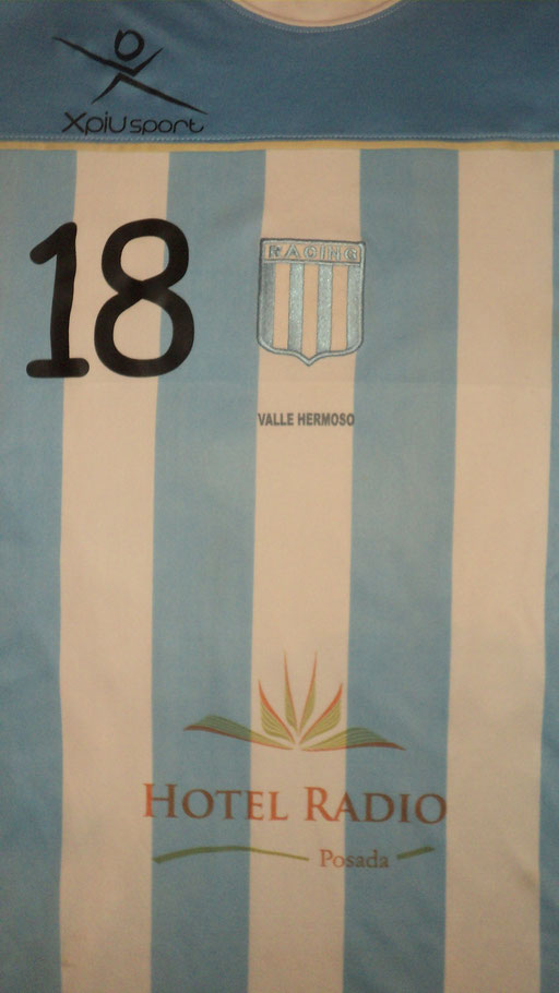 Atletico Racing - Valle Hermoso - Cordoba.