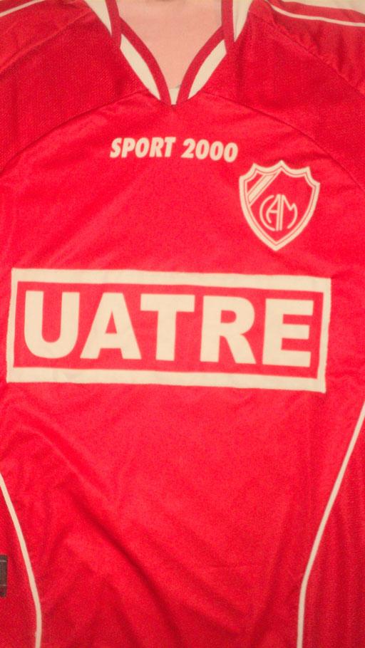Atlético Mitre - San Pedro - Buenos Aires.