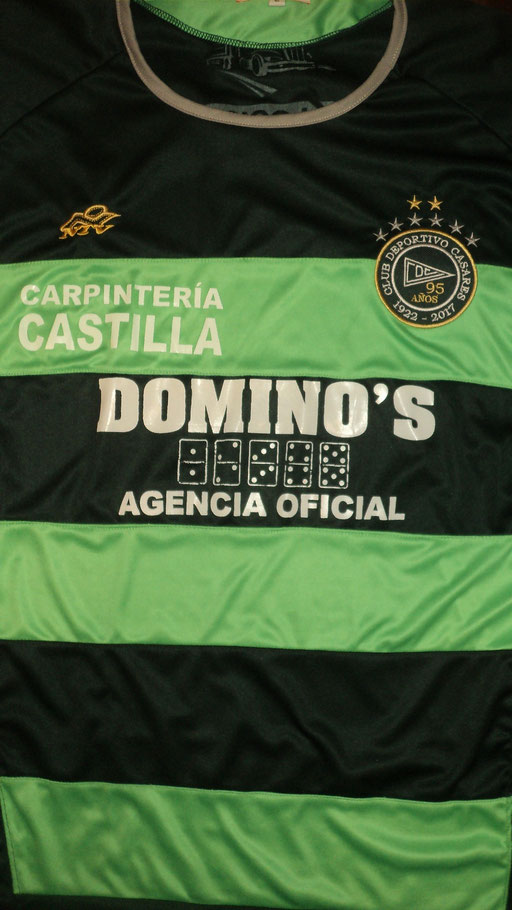 Deportivo Casares - Carlos Casares - Buenos Aires.
