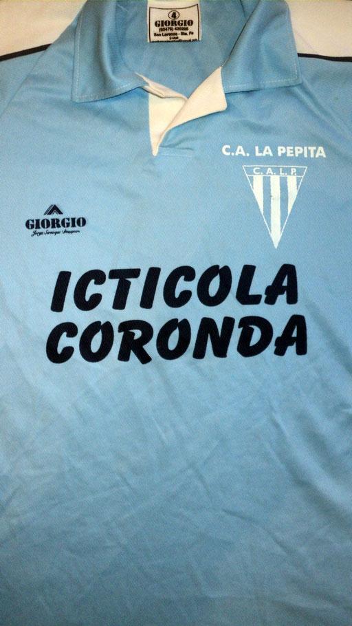 Atlético La Pepita - Coronda - Santa Fe.