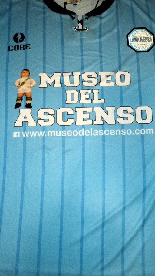 Social y Deportivo Loma Negra- Loma Negra - Buenos Aires.