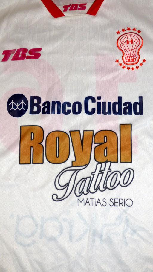 Club Social y Atlético Huracán - Chivilcoy - Buenos Aires.