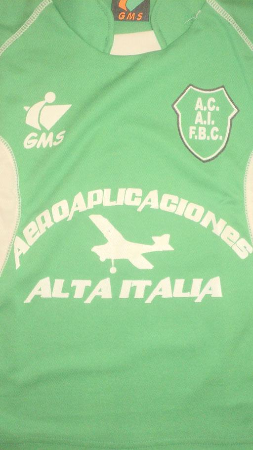 Asociación Alta Italia Foot Ball Club - Alta Italia - La Pampa