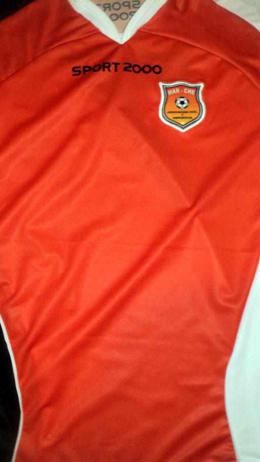 Asociación civil y deportiva Mar - Che - Trelew - Chubut.