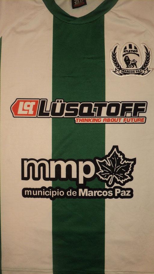 Atlético Marcos Paz - Marcos Paz - Buenos Aires.