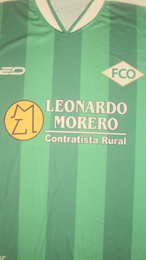 Ferro Carril Oeste - Tres Lomas - Buenos Aires.