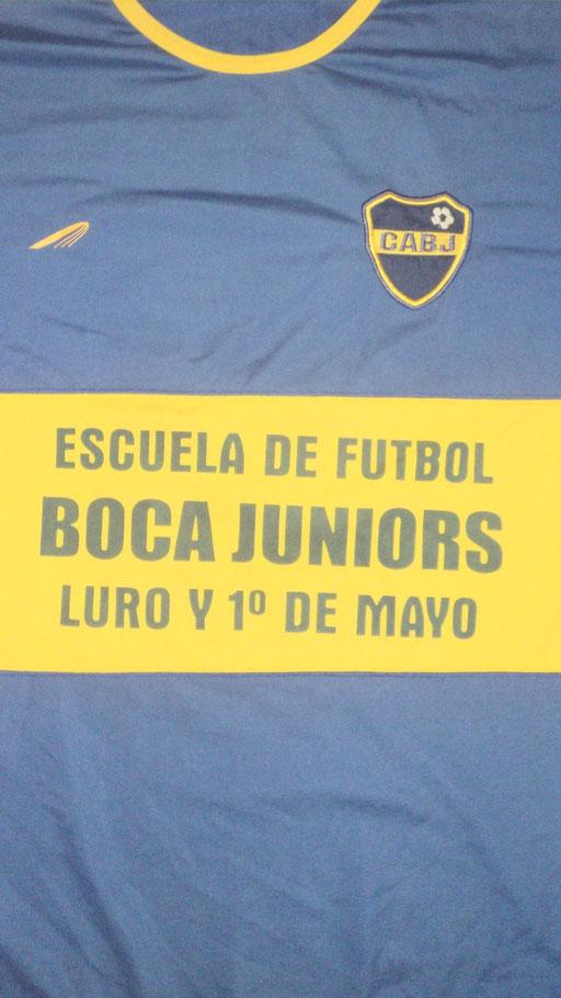 Atletico Boca Juniors - Mar del Plata - Buenos Aires