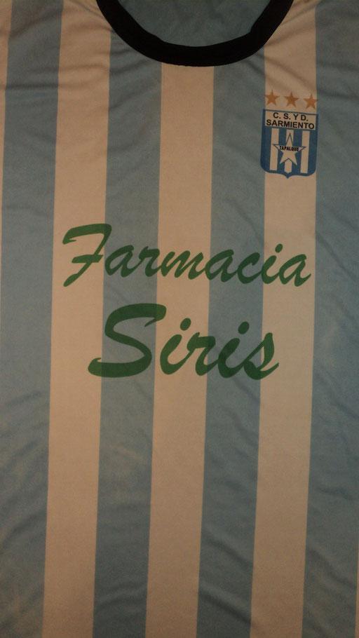 Social y Deportivo Sarmiento - Tapalque - Buenos Aires.
