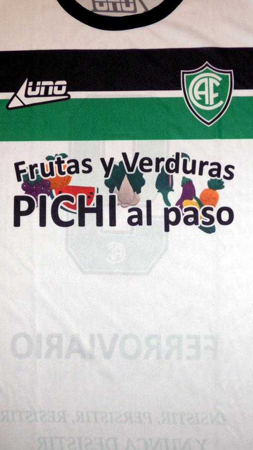 Atlético,social y deportivo Ferroviario - Argerich - Buenos Aires.