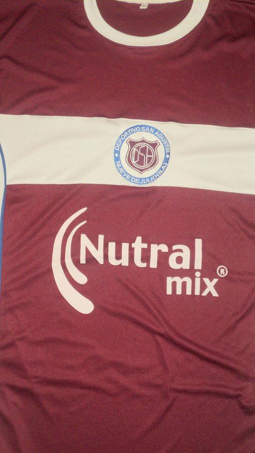 Deportivo San Agustin - Nueve de Julio - Buenos Aires