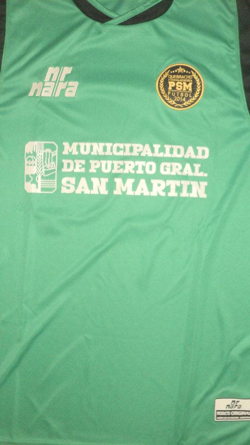 Puerto San Martin Fútbol - Puerto General San Martin - Santa Fe.