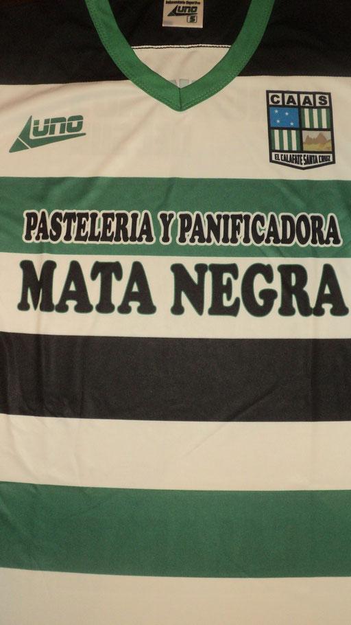 Atletico Argentinos del Sur - El Calafate - Santa Cruz.