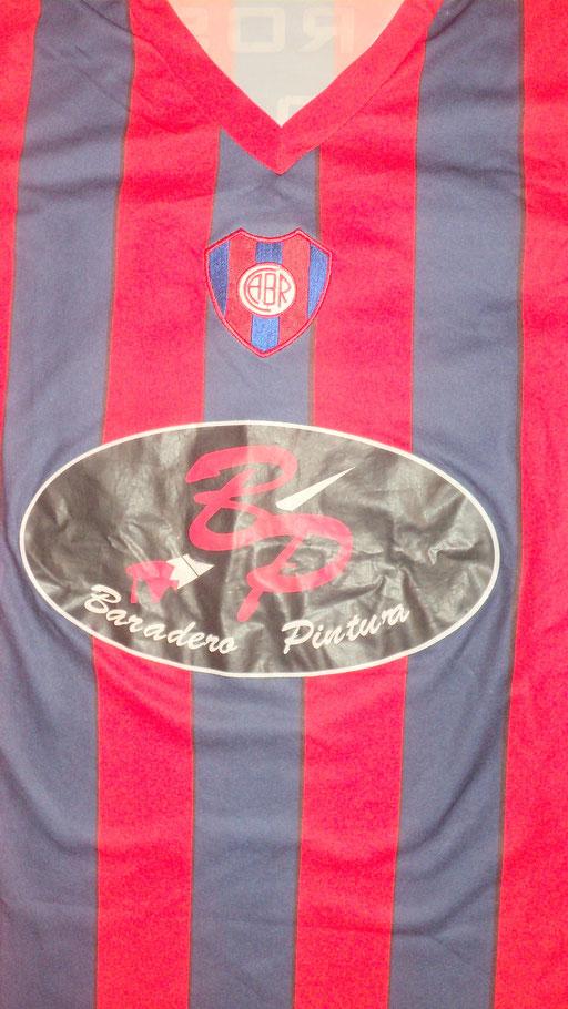 Atlético Bernardino Rivadavia - Baradero - Buenos Aires.
