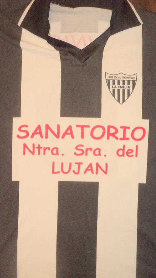 Social y Deportivo La Emilia - La Emilia - Buenos Aires.