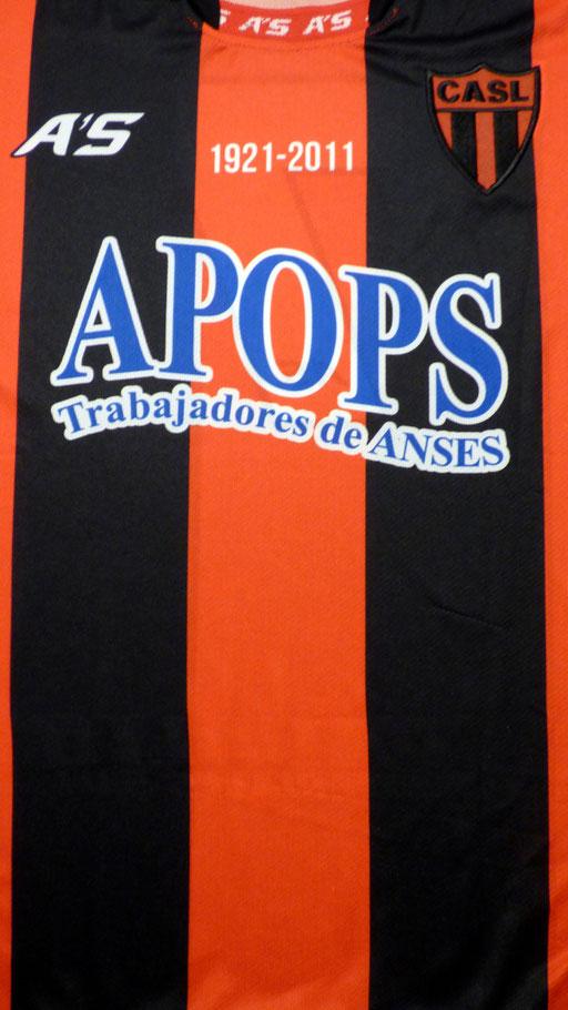 Atlético San Lorenzo -  Mar del Plata - Buenos Aires.