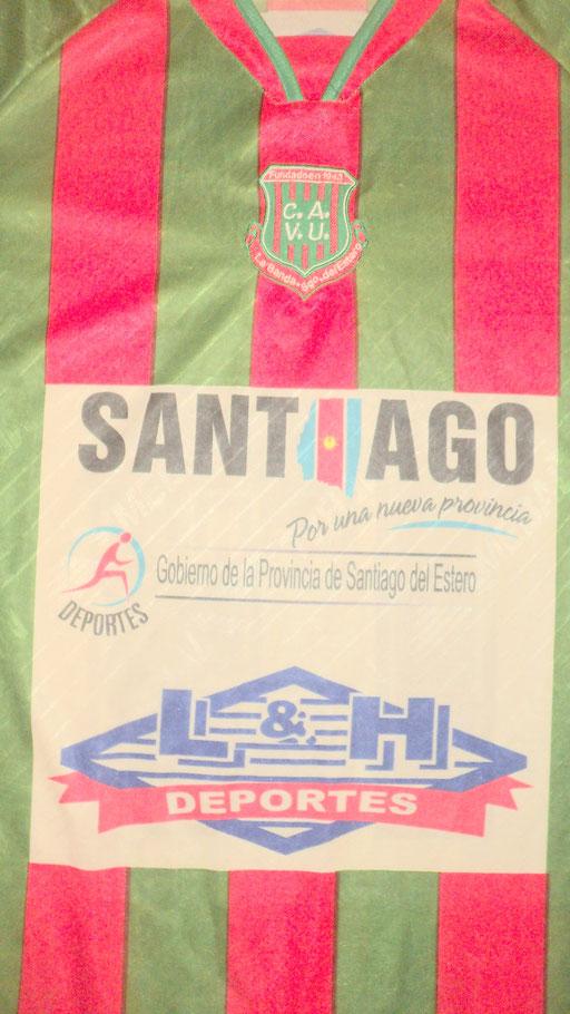 Atlético Villa Union - La Banda - Santiago del Estero.