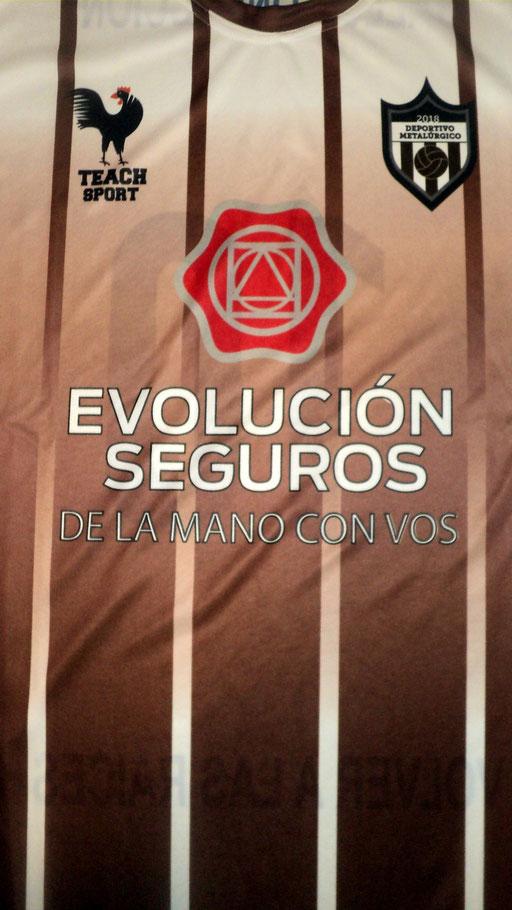 Deportivo Metalurgico - Manuel Alberti - Buenos Aires.