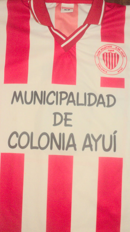 Atletico 9 de Julio - Colonia Ayui - Entre Rios