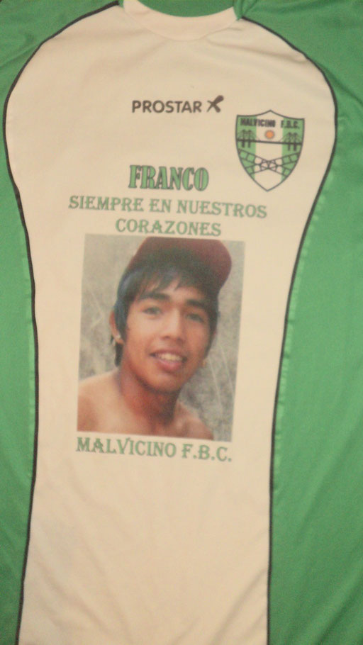 Social y Deportivo Malvicino Futbol Club - Zarate - Bs.As