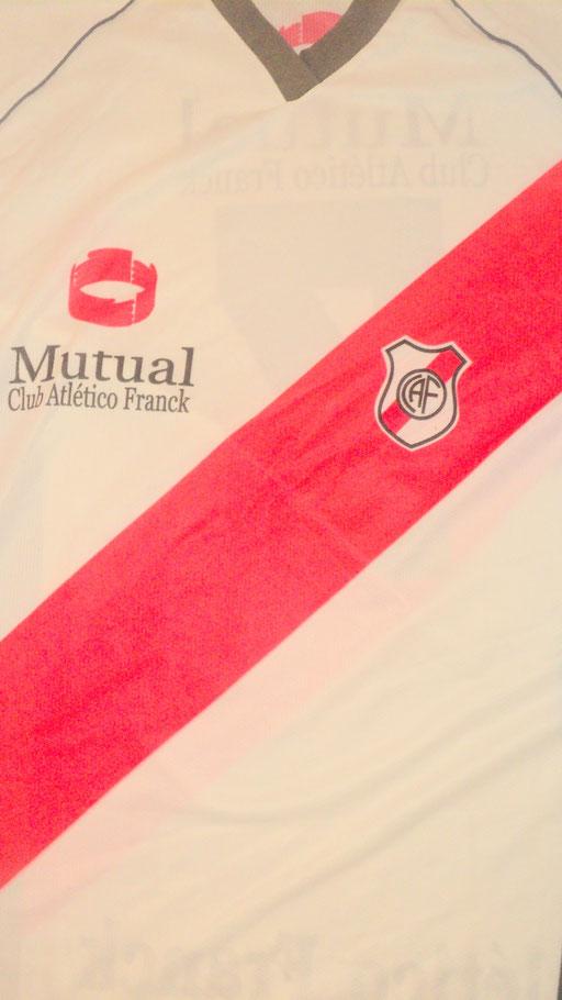 Atlético Franck - Franck - Santa Fe.